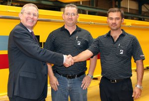 Street Crane marks another success for UK Exports