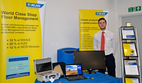Forcam at Innovate 2015